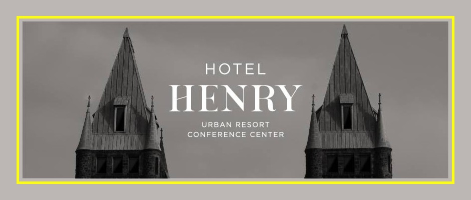 Hotel Henry Opening April 30th!