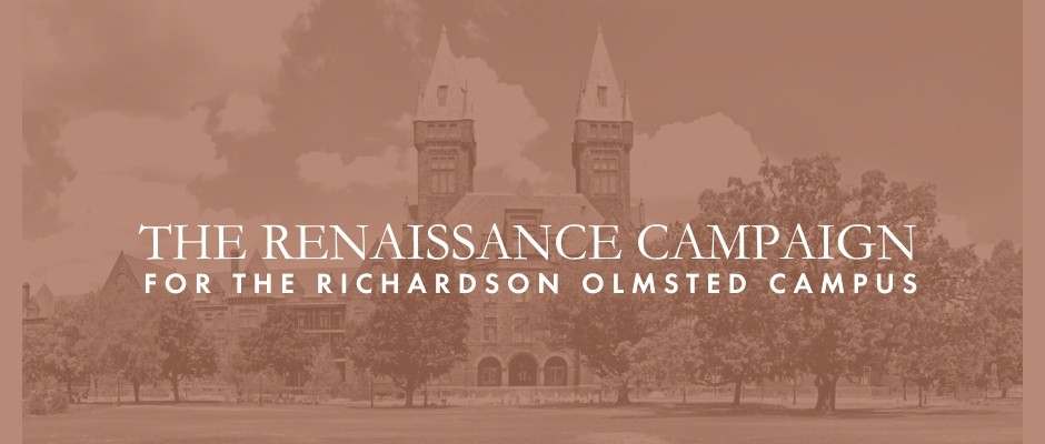 Donate today to join the Richardson Renaissance